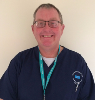 Brian Evans, Clinical Nurse Specialist - Learning Disabilities