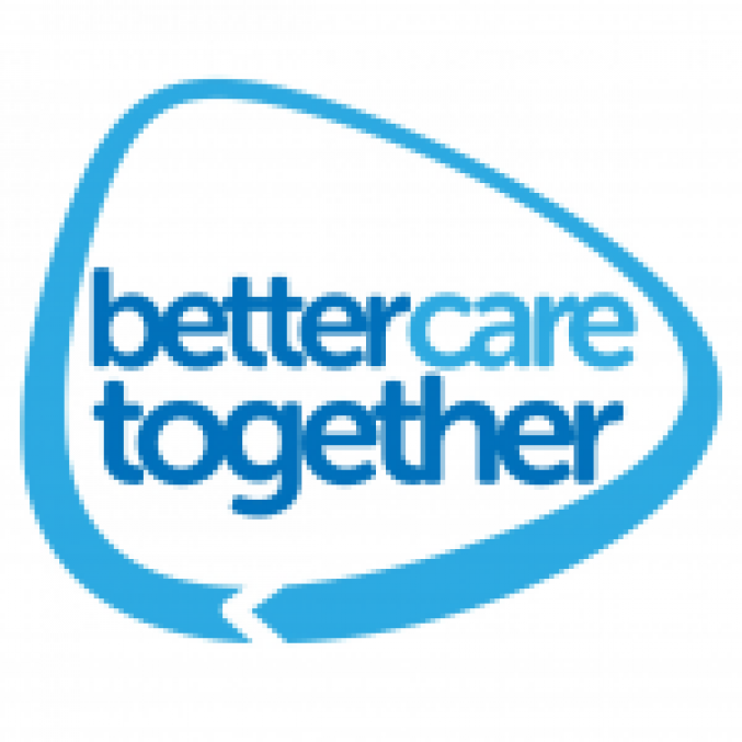 Small Better Care Together logo